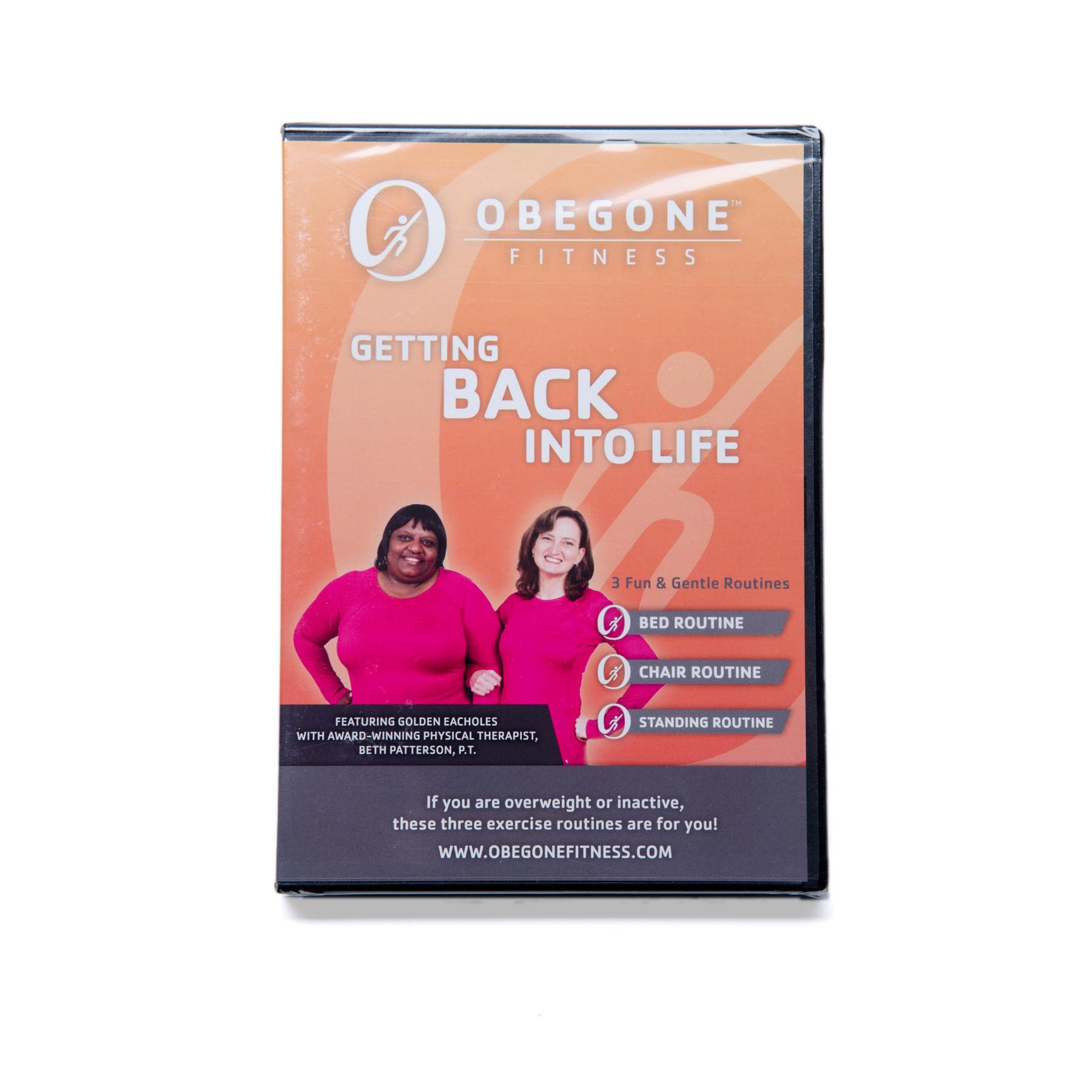 30 minute chair workout for seniors office velvet getting back into life low impact fitness dvd cmt medical