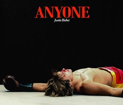 """Justin Bieber publicó su nuevo single """"Anyone"""""""