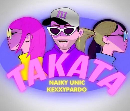 "CMTV.com.ar - Naiky Unic lanza ""Takata"" Ft. Kexxy Pardo"