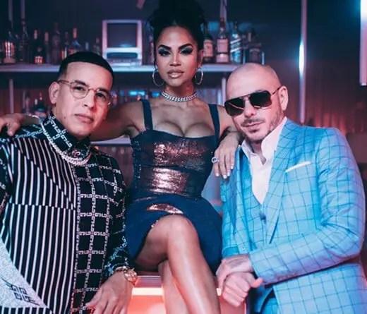Pitbull - No lo trates, lo nuevo de Pitbull, Daddy Yankee y Natti Natasha