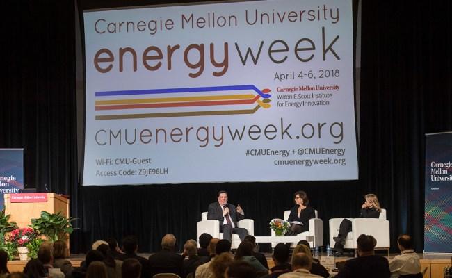 Cmu Energy Week Highlights Youtube - Technologieser
