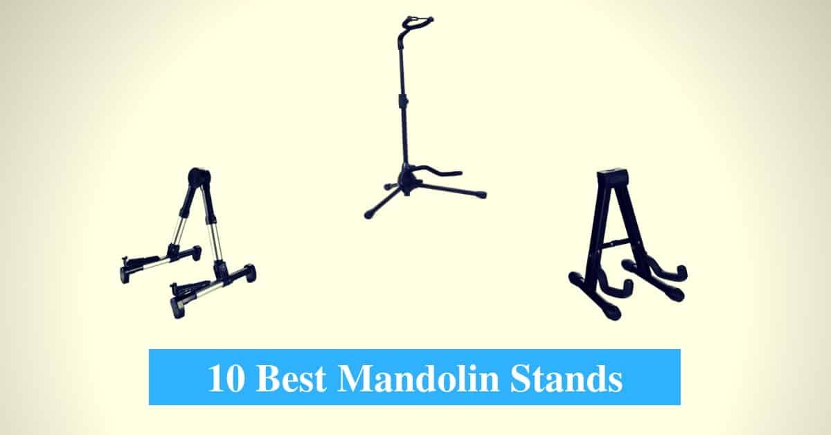 10 best mandolin stand