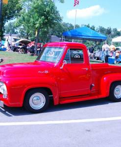 53 - 56 Ford F100 Parts