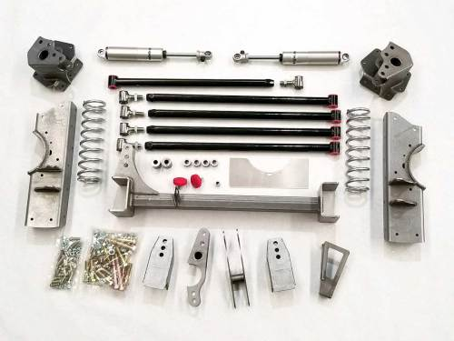 small resolution of 73 87 chevy gmc fatbar 4 link kit
