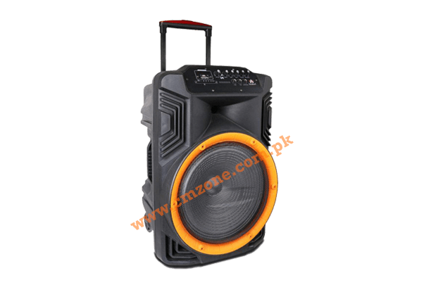 """AUDIONIC ROYAL-50 (15"""" RECHARGEABLE TROLLEY SPEAKER)"""