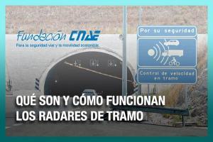 Qué son y cómo funcionan los radares de tramo