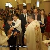 Uskrsna Misa i krštenje u Mandinu Selu