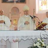 Sveta Misa na Uskrs u župi Studenci, misno slavlje predvodio je vojni biskup mons. Tomo Vukšić