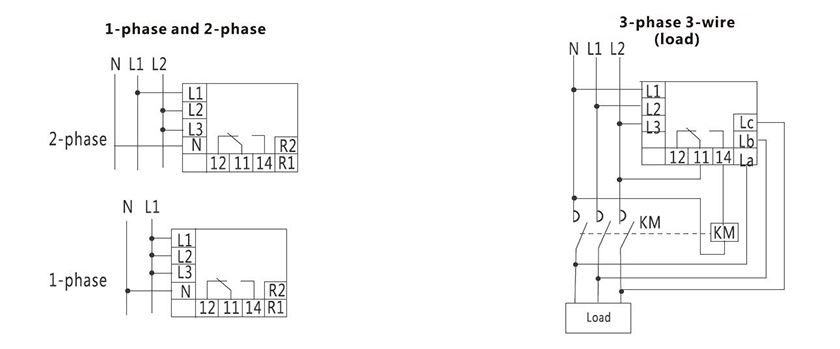 China 3 Phase Failure Relay Manufacturers, Suppliers