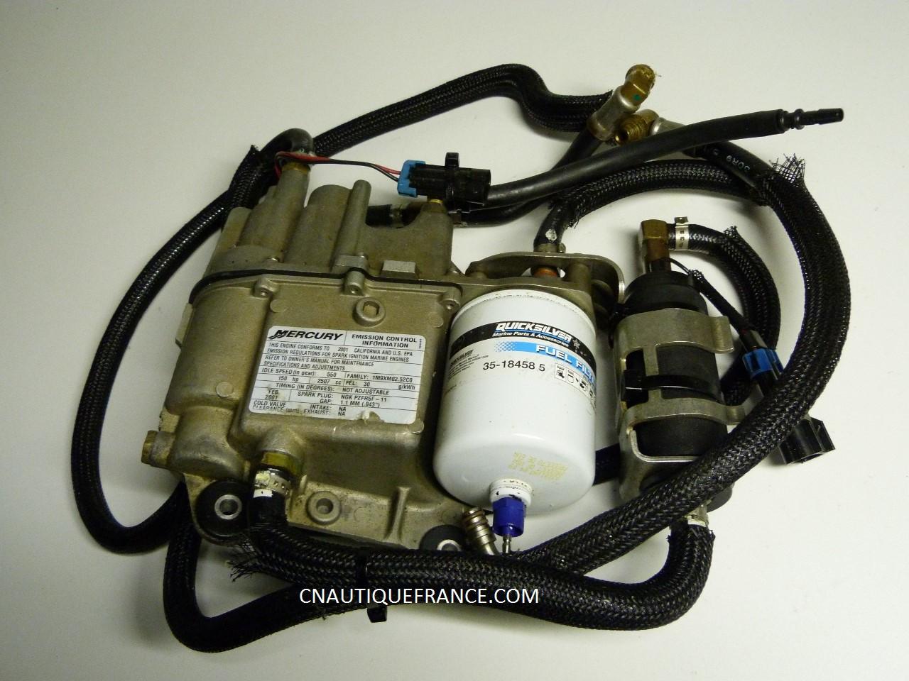hight resolution of mercury optimax fuel filter