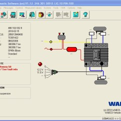 Car Wiring Diagram Software Pioneer Avic N3 Wabco Diagnostic Kit (wdi) Trailer And Truck Interface On Sale - Us$228.00