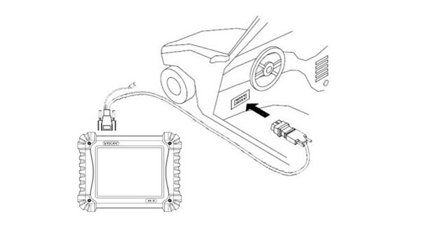 US$748.00 VXSCAN C8 Gasoline Automotive Diagnostic Tool