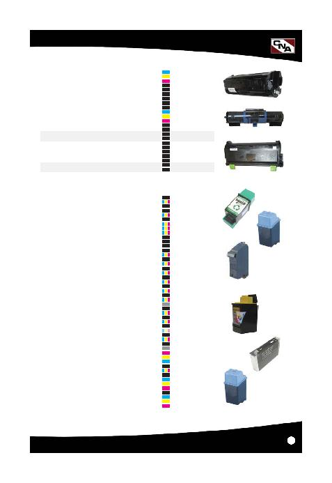 Computer Network Accessories Catalog Page 37