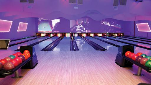 CNC quality bowling parts