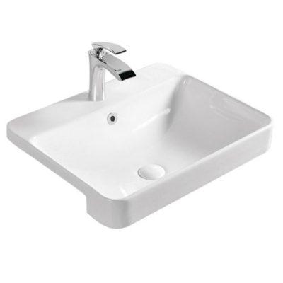 semi recessed basins china chaozhou