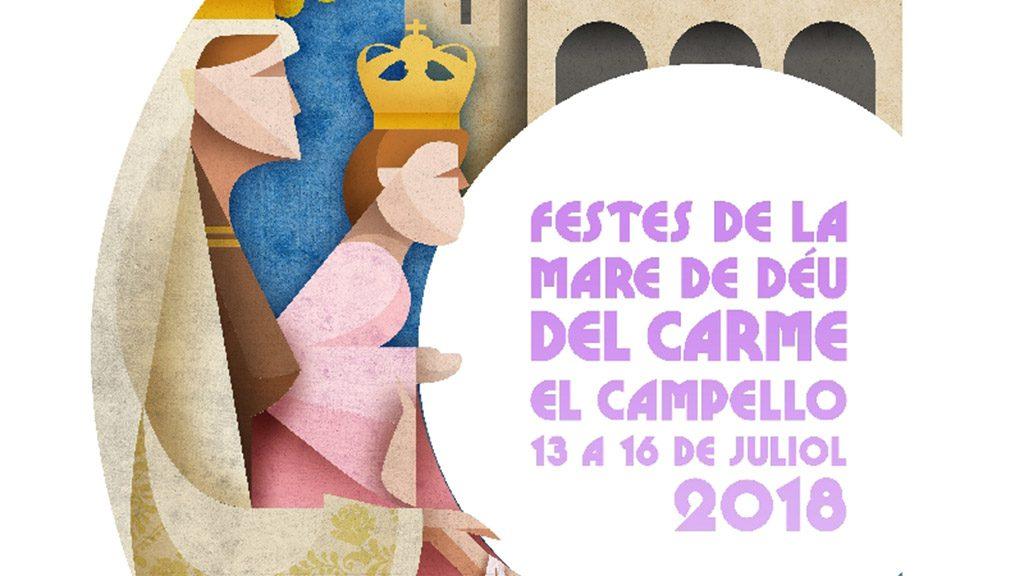 Fiestas Virgen del Carmen 2018