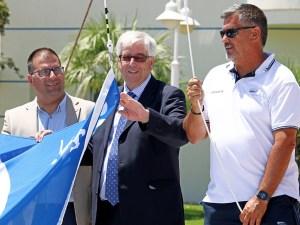 Izado Bandera Azul 2018