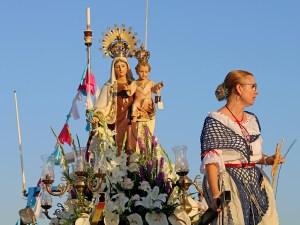 Procesión Virgen del Carmen 2018