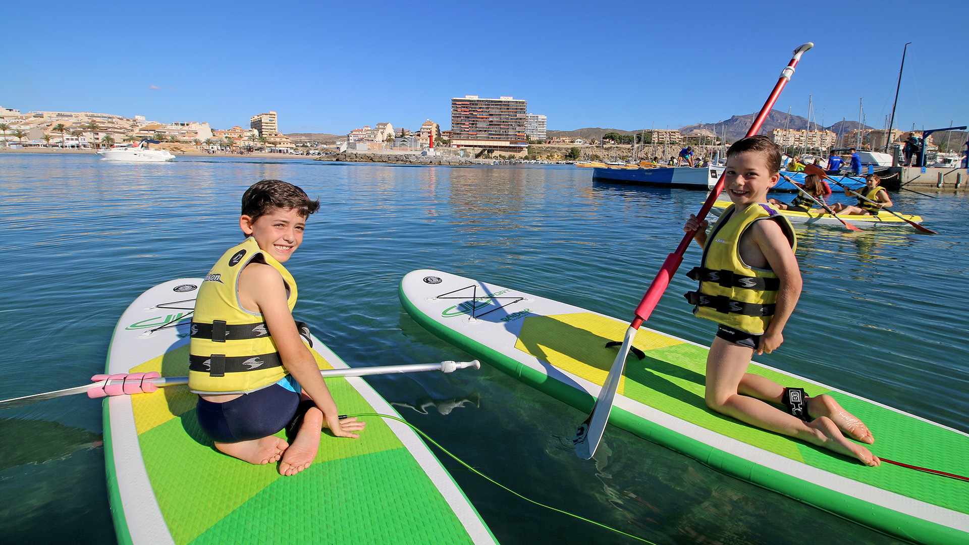 Paddle Surf Club Náutico Campello