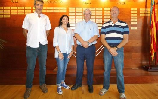 Asunción Loriente, Presidenta Federación Española de Remo - Club Náutico Campello