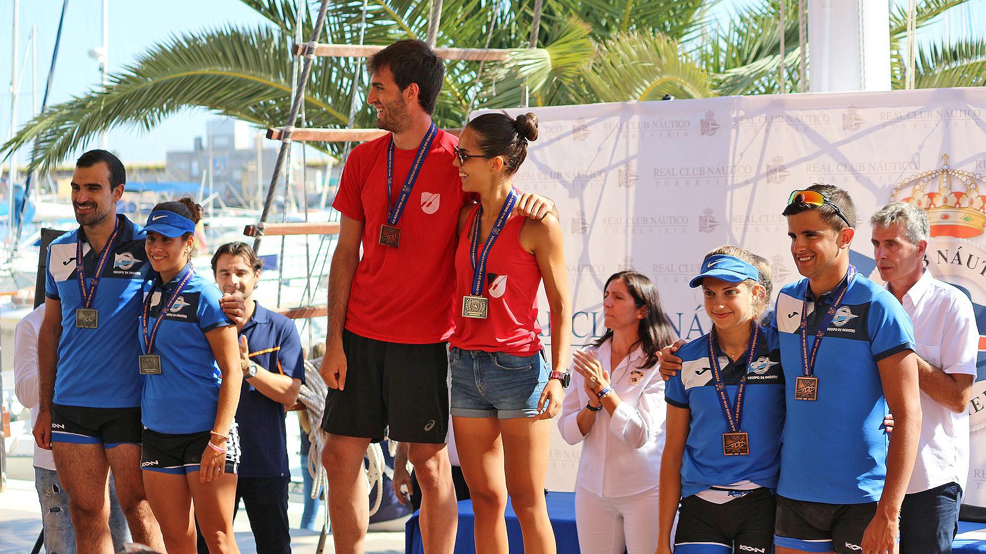 Campeonato de España Remo de Mar