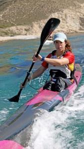 Lucía Cortés- Kayak de Mar CNC