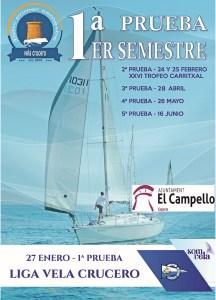Liga Vela Crucero 2018 - Club Náutico Campello
