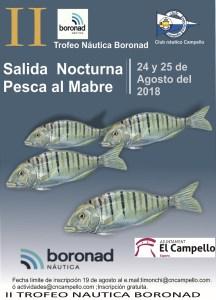 Trofeo Boronad Pesca al Mabre Pesca Deportiva - Club Náutico Campello