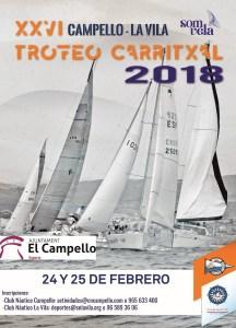 Trofeo Carritxal 2018 Vela Crucero - Club Náutico Campello
