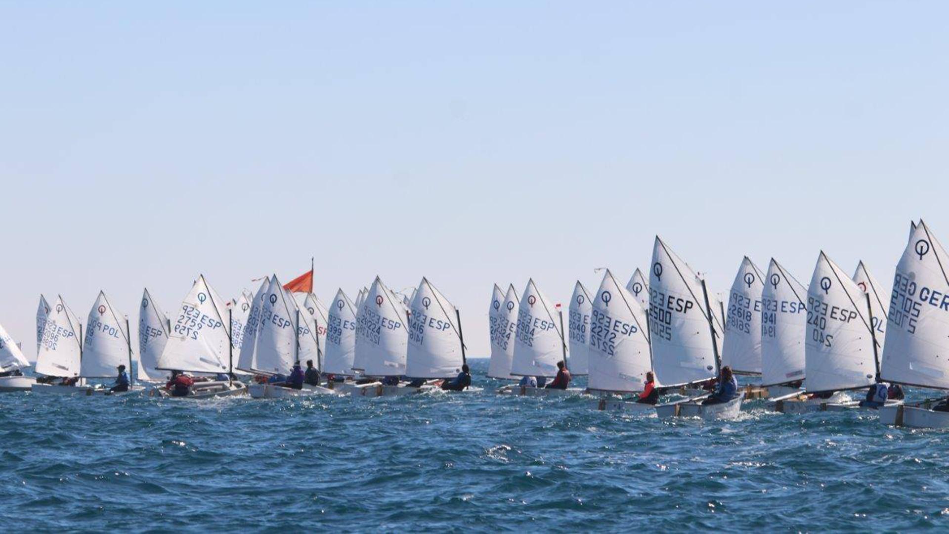 Trofeo RCNC - Vela Infantil CNC
