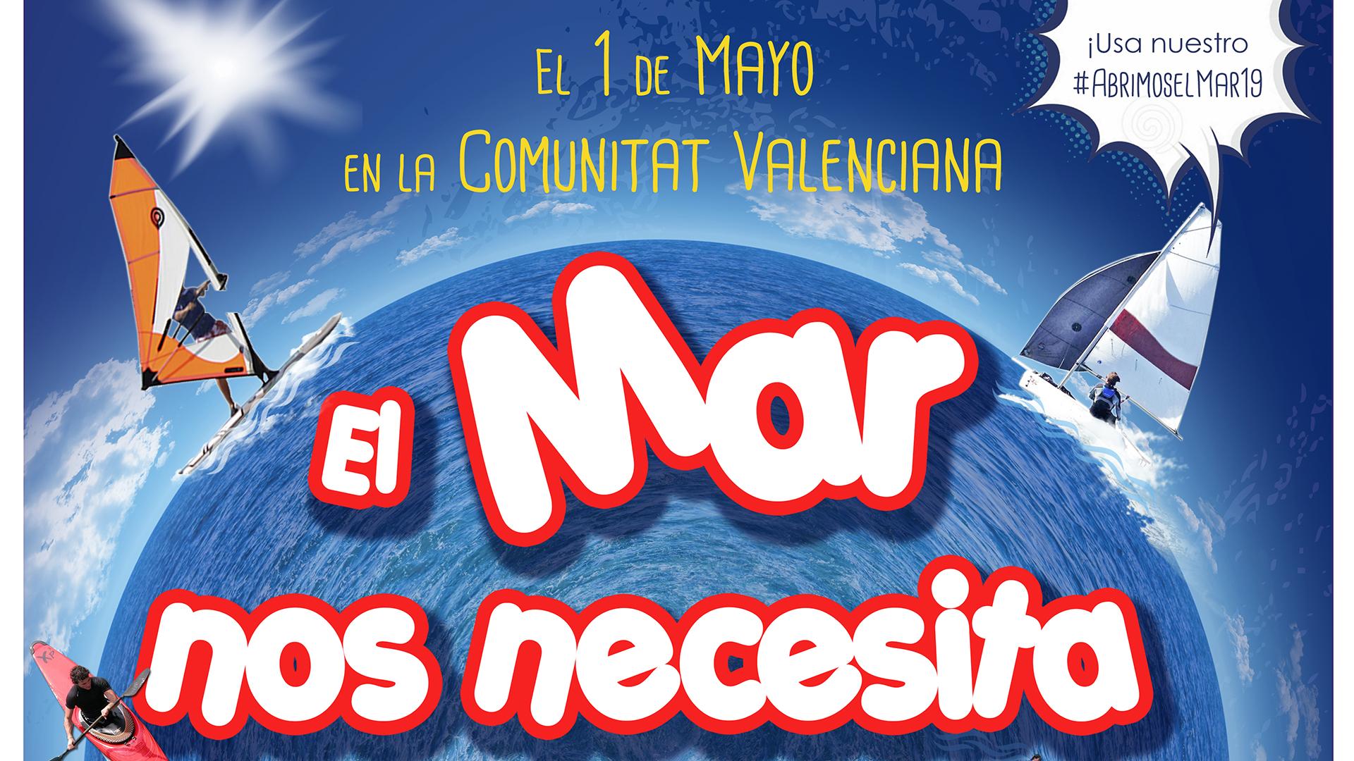 Abrimos el Mar 2019 - Club Náutico Campello