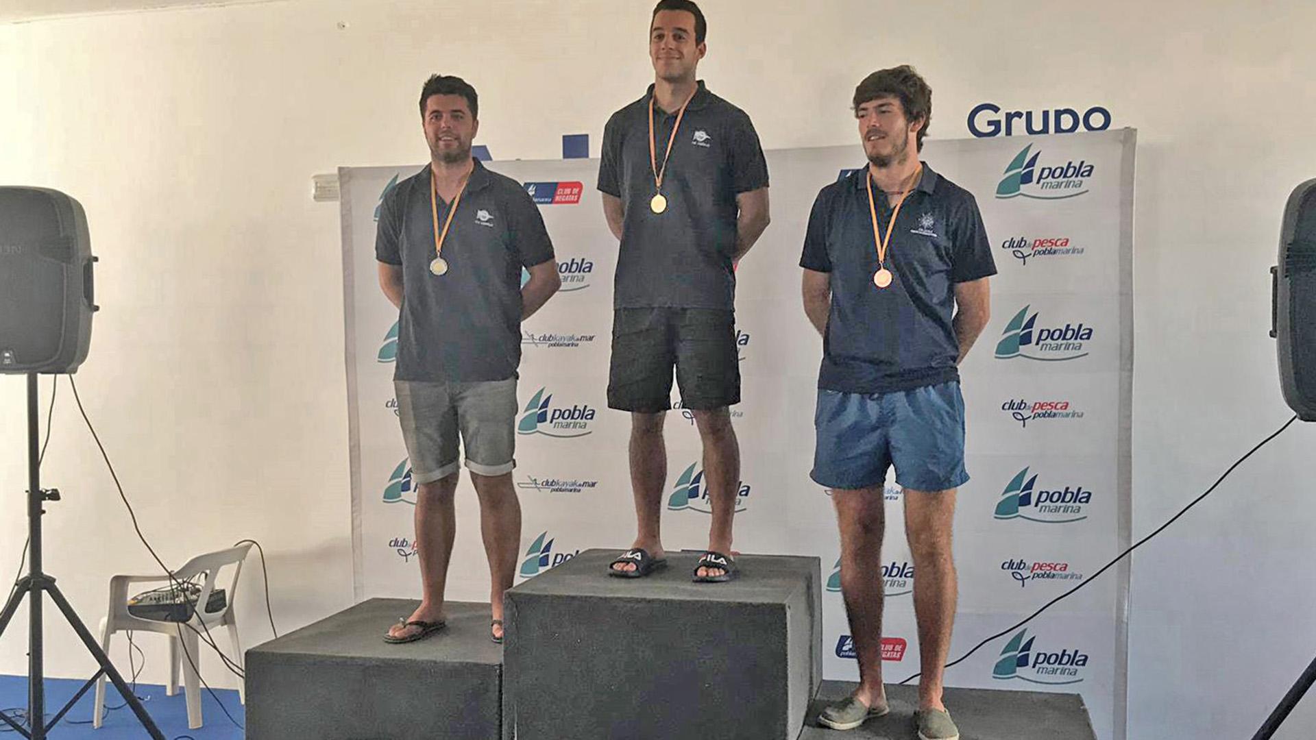 3ª Prueba Kayak de Mar - Club Náutico Campello