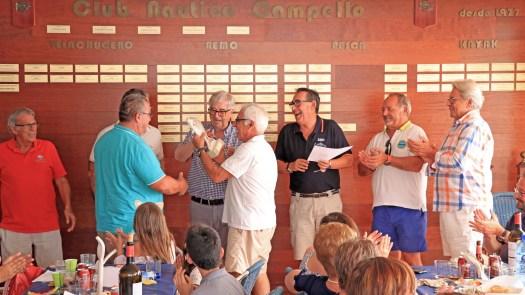 Trofeo Virgen del Carmen - Sección de Pesca Deportiva CNC