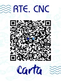 Carta Restaurante CNC QR