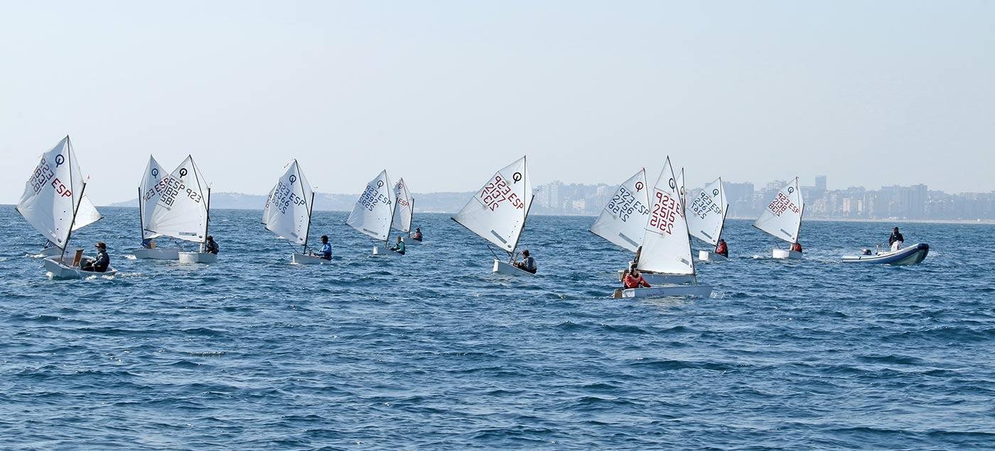 Trofeo Optimist - Vela Infantil CNC