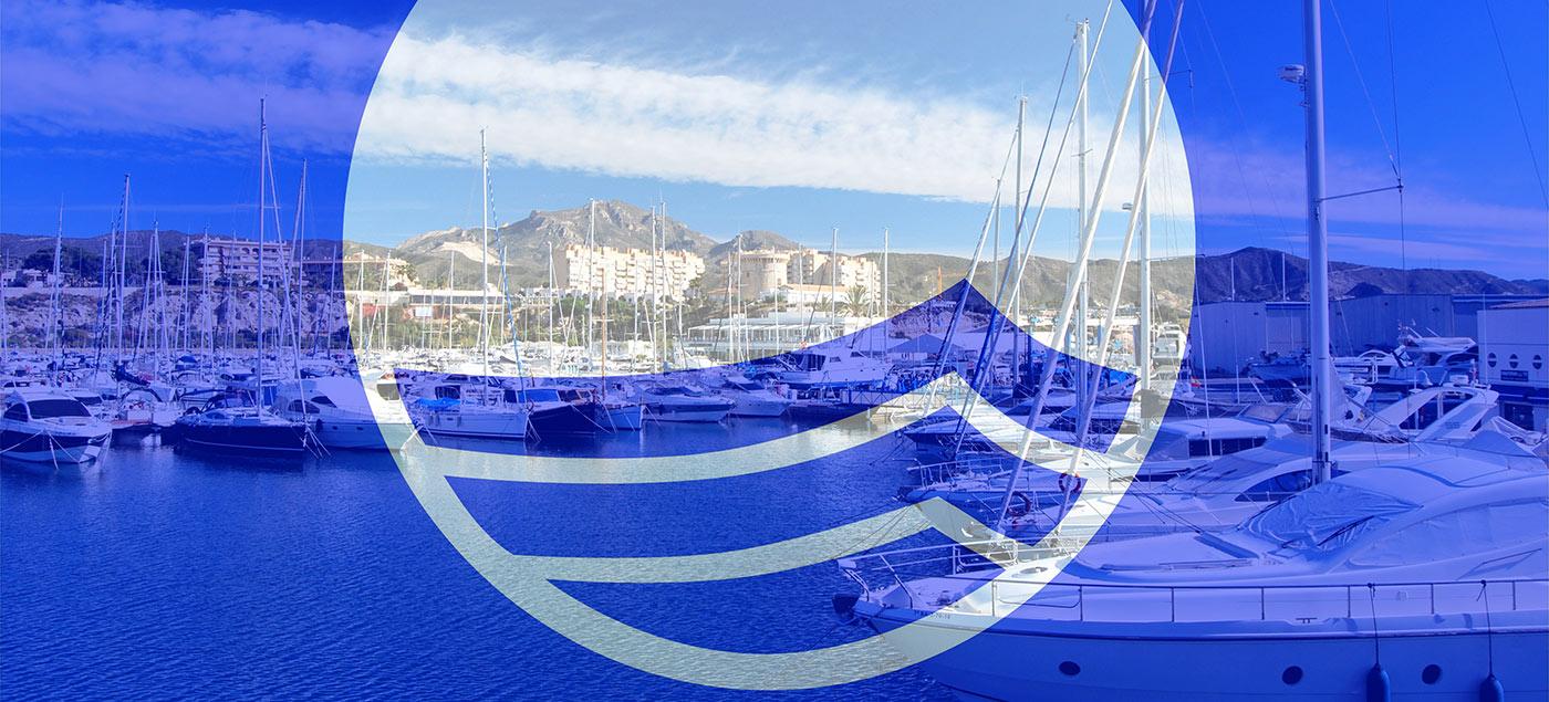Bandera Azul - Club Náutico Campello