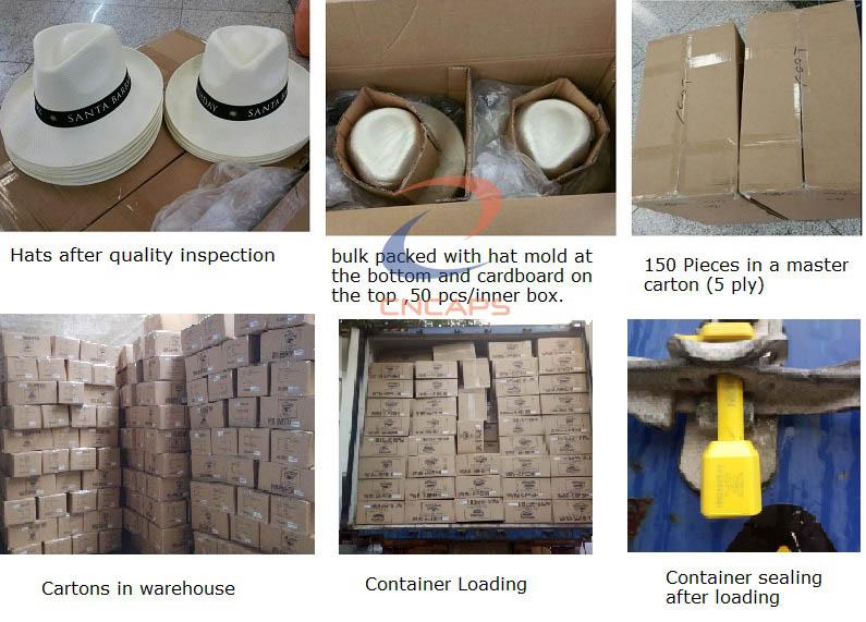 Hat packaging