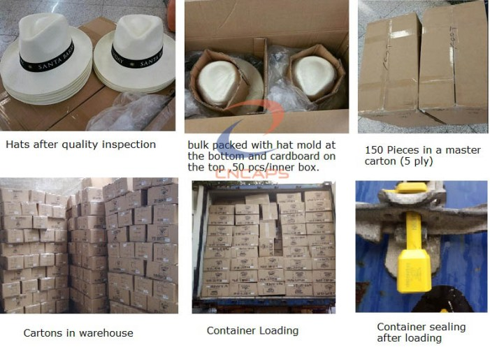 brand fedora hat packing