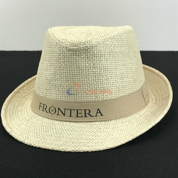 Frontera fedora hat