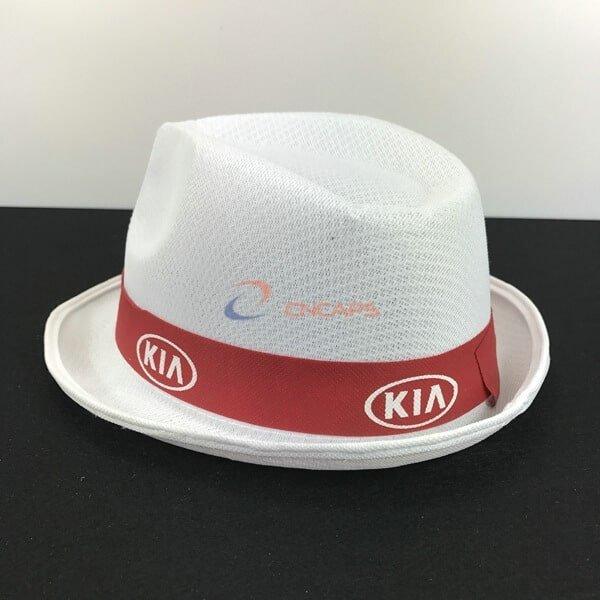 KIA fedora hat