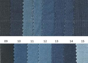 100% cotton jeans fabric selection