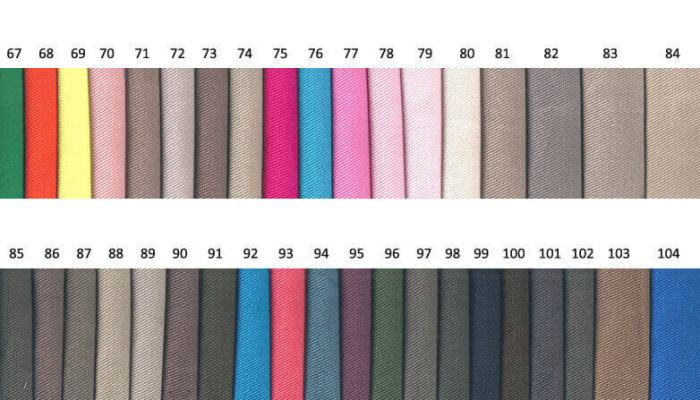 10% Cotton fabric 108x56