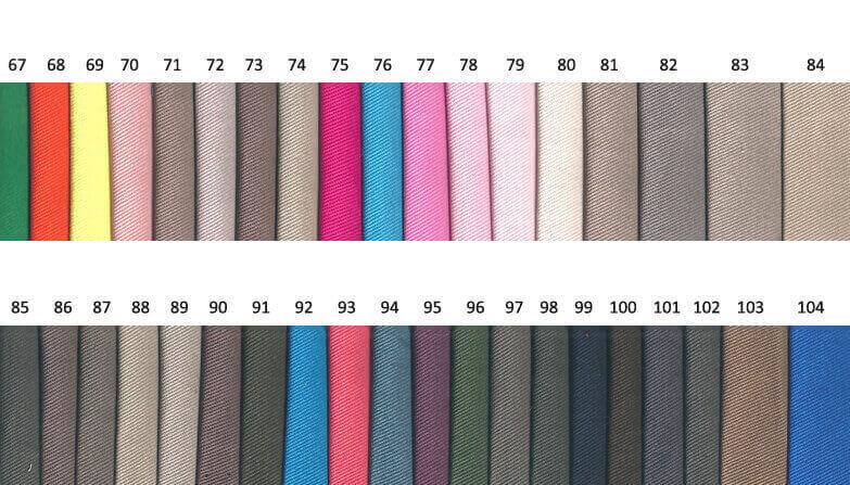 10% Cotton fabric 108x56