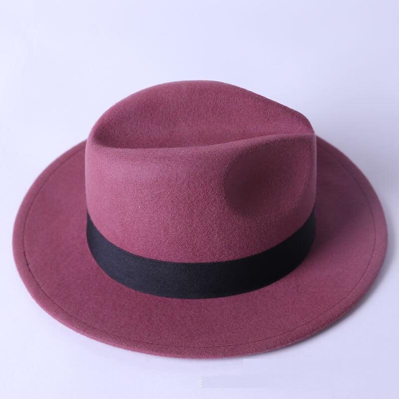 wool panama hat
