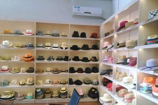 straw hat manufacturer