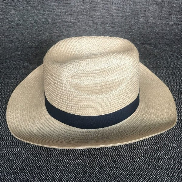 polypropylene straw hat