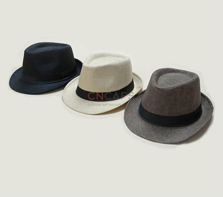 custom fedora hat wide brim