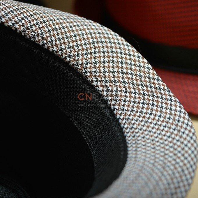 fedora hat swallow grid