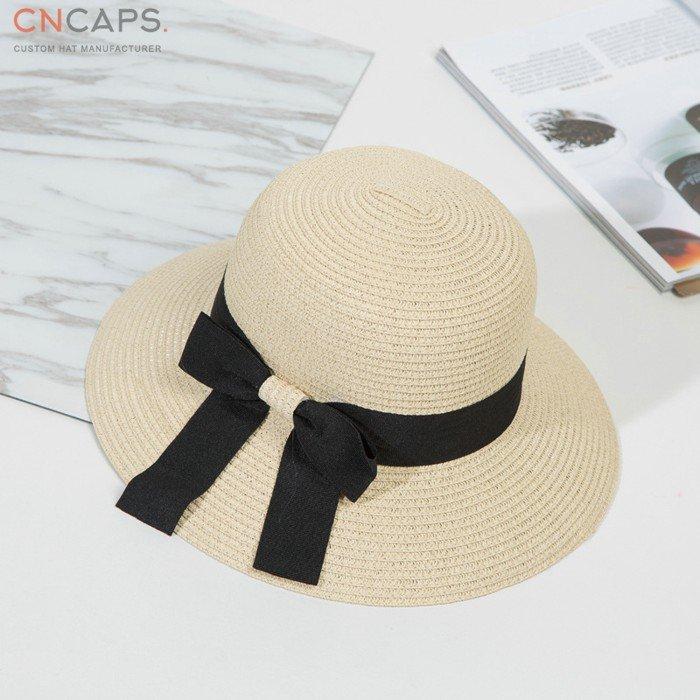 Lady straw hat