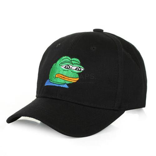 Frog baseball cap classic